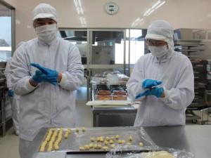クッキー製造
